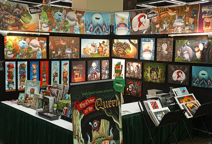 ECCC Booth